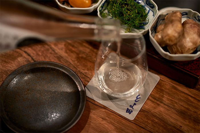 鉃板焼 とよ田グラス